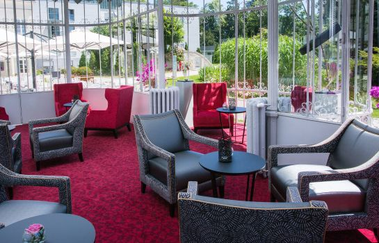 Hotel-Bar Clarion Hotel Chateau Belmont