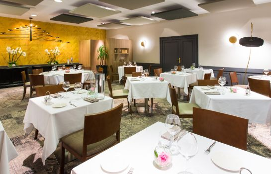Restaurant Clarion Hotel Chateau Belmont