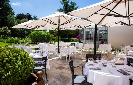 Terrasse Clarion Hotel Chateau Belmont