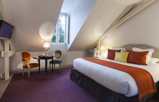 Chambre double (standard) Clarion Hotel Chateau Belmont
