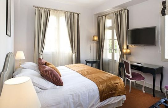 Zimmer Clarion Hotel Chateau Belmont