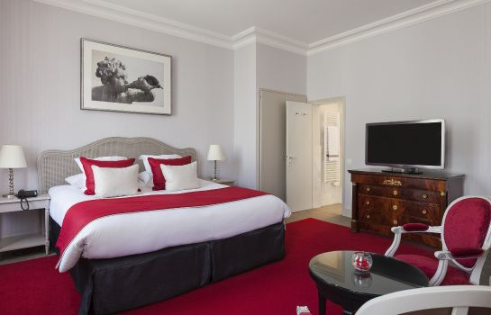 Chambre Clarion Hotel Chateau Belmont
