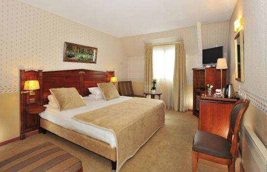 Chambre double (confort) Best Western Plus Hotel Moderne