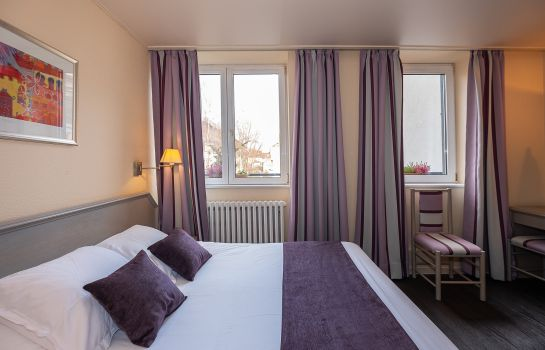 Single room (standard) Colmar Sud  Hôtel de l'Ange The Originals City (ex Inter-Hotel)