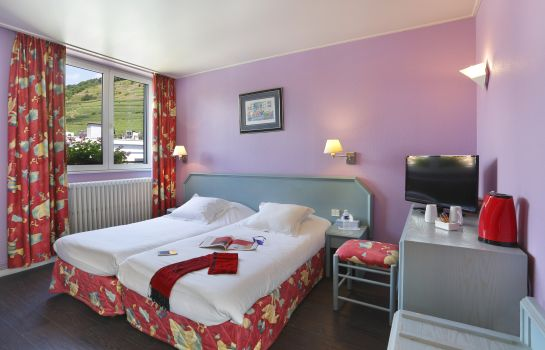 Double room (standard) Colmar Sud  Hôtel de l'Ange The Originals City (ex Inter-Hotel)
