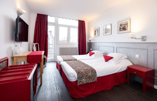 Double room (superior) Colmar Sud  Hôtel de l'Ange The Originals City (ex Inter-Hotel)