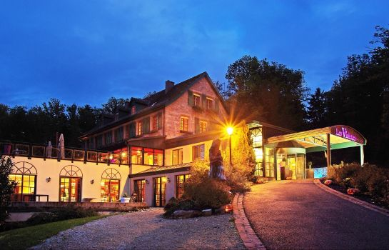 Vista esterna Les Violettes Hotel & SPA Alsace BW Premier Collection®