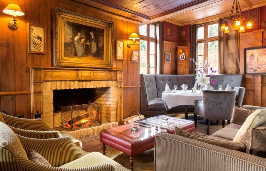 Hotel bar Les Violettes Hotel & SPA Alsace BW Premier Collection®