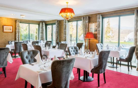 Restaurant Les Violettes Hotel & SPA Alsace BW Premier Collection®