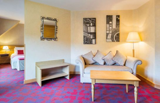 Suite Les Violettes Hotel & SPA Alsace BW Premier Collection®