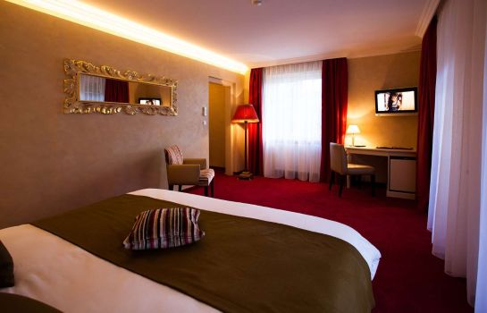 Single room (standard) Les Violettes Hotel & SPA Alsace BW Premier Collection®