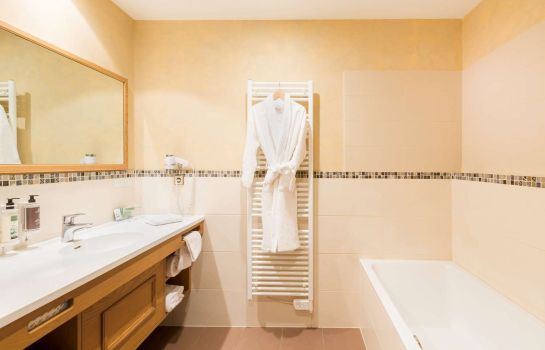 Room Les Violettes Hotel & SPA Alsace BW Premier Collection®