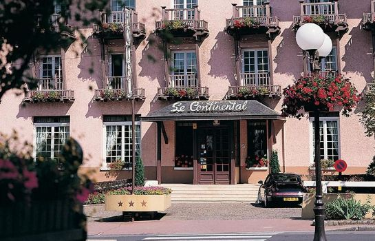 Exterior view Le Continental