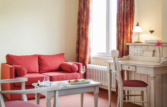 Junior-suite Le Bristol Logis