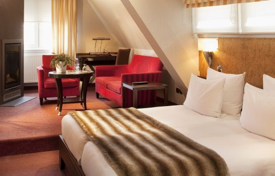 Junior Suite Le Parc Hotel Restaurants et Spa