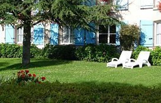 Jardin The Originals Relais La Berteliere (ex Qualys-Hotel)