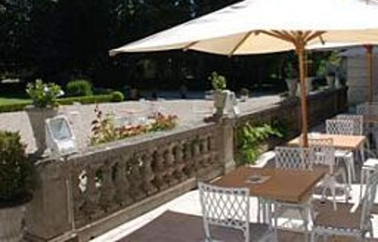 Terrasse Chateau de Sissi Chateaux & Hotels Collection