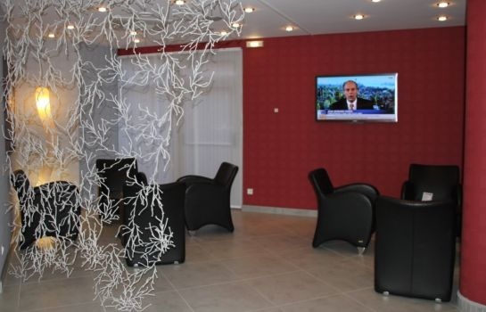 Hotelbar Brit Hotel Belfort Centre - Le Boreal