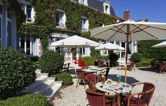 Terras Hotel The Originals Auxerre Normandie (ex Inter-Hotel)