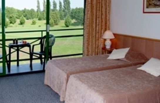 Standardzimmer Best Western Golf Hotel Colvert