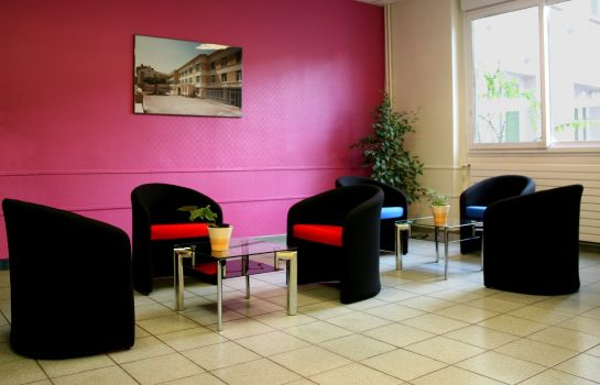 Hotelhalle Appart'Hotel Macon Le Cours Moreau