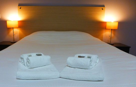 Single room (standard) Appart'Hotel Macon Le Cours Moreau