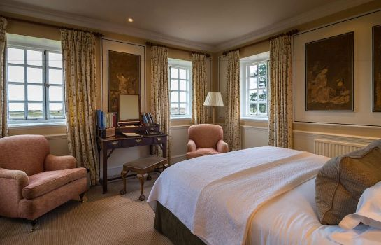 chambre standard Greywalls Hotel and Chez Roux Greywalls Hotel and Chez Roux