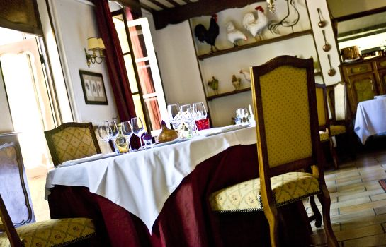 Restaurant Hostellerie Bourguignonne Chateaux Et Hotels Collection