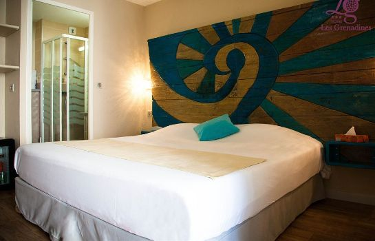 Standardzimmer Hotel Les Grenadines