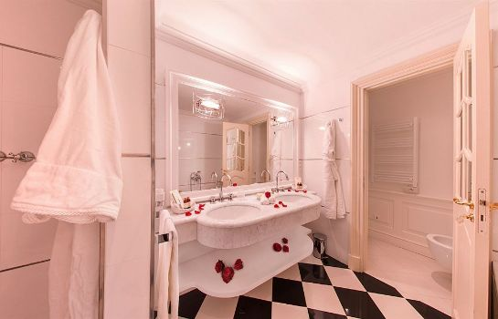 Badezimmer Le Saint Paul