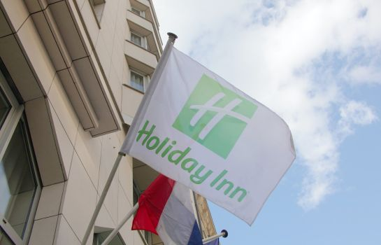 Außenansicht Holiday Inn PARIS - MONTMARTRE