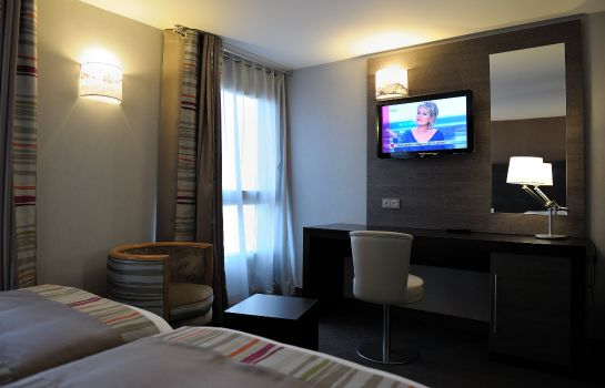 Zimmer Holiday Inn PARIS - MONTMARTRE
