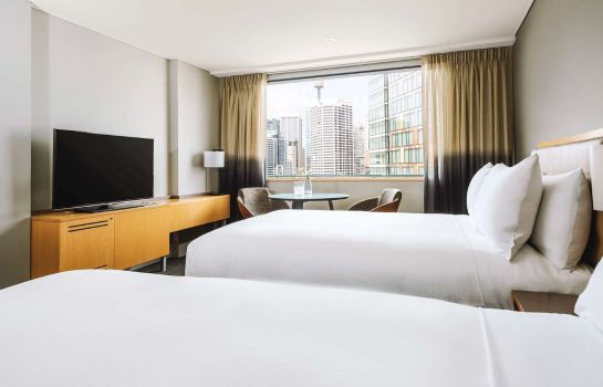 Room Novotel Sydney on Darling Harbour
