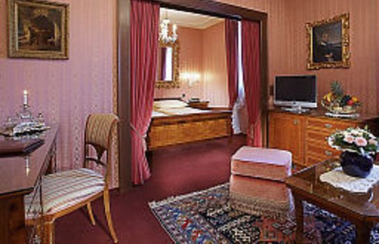 Junior Suite Palais Porcia