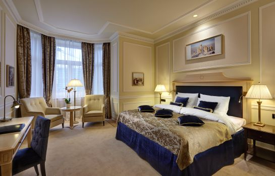 Junior suite Baltschug Kempinski Moscow