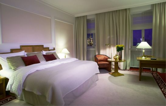 Double room (superior) Baltschug Kempinski Moscow
