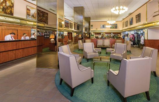 Lobby Danubius Hotel Hungaria City Center