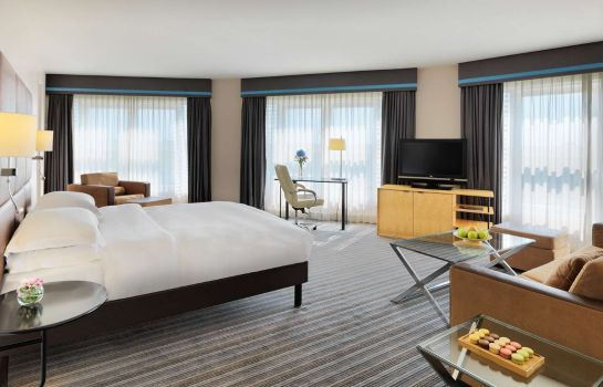 Suite Hyatt Regency Paris Charles De Gaulle