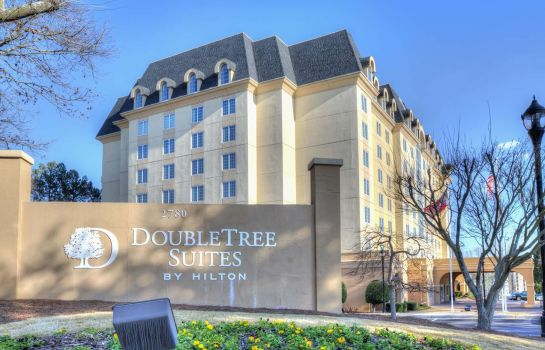 Exterior view DoubleTree Suites by Hilton Atlanta - Galleria