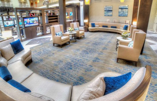 Hotelhalle DoubleTree Suites by Hilton Atlanta - Galleria