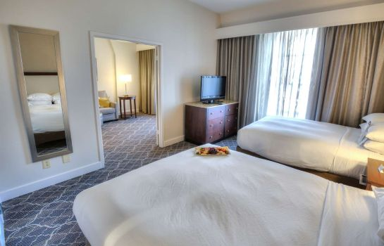 Zimmer DoubleTree Suites by Hilton Atlanta - Galleria