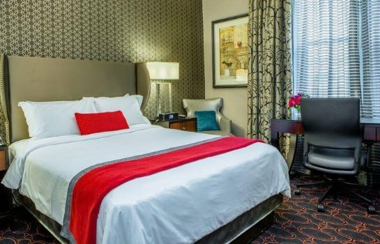Kamers Copley Square Hotel