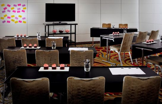 Conference room JW Marriott Hotel Dubai
