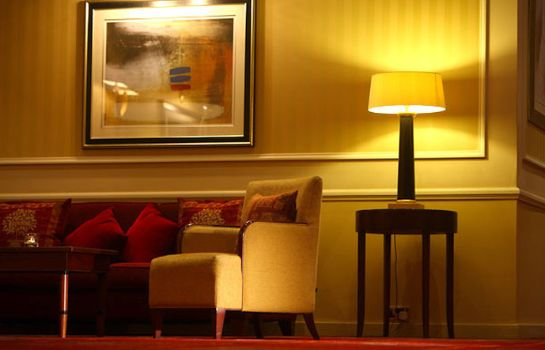 Suite Glasgow Marriott Hotel