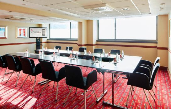 Conference room Glasgow Marriott Hotel