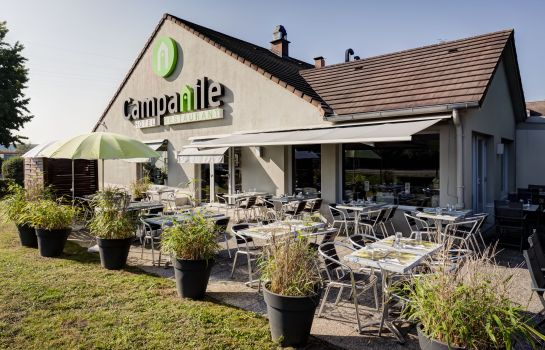Terrasse Campanile Evry Ouest - Corbeil Essonnes
