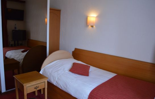 Single room (standard) Hotel Les 3 Clés