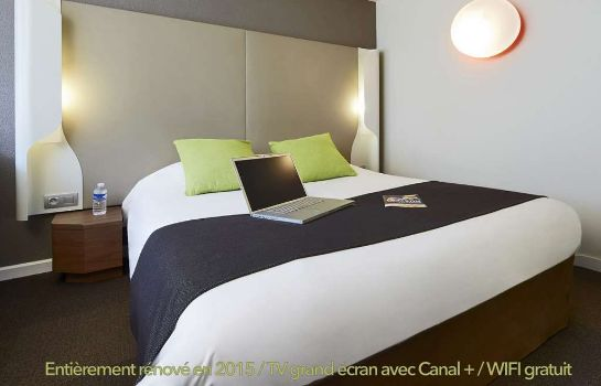 Zimmer Campanile - Tours - Chambray-les-Tours