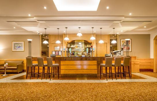 Hotel bar Copthorne Hotel Slough Windsor
