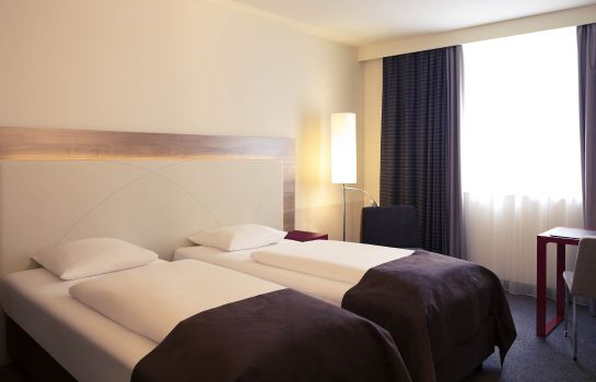 Standardzimmer Mercure Hotel Stuttgart Airport Messe